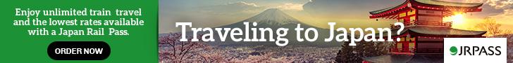 Voyager en illimité à l'intérieur du Japon grâce au JR Pass