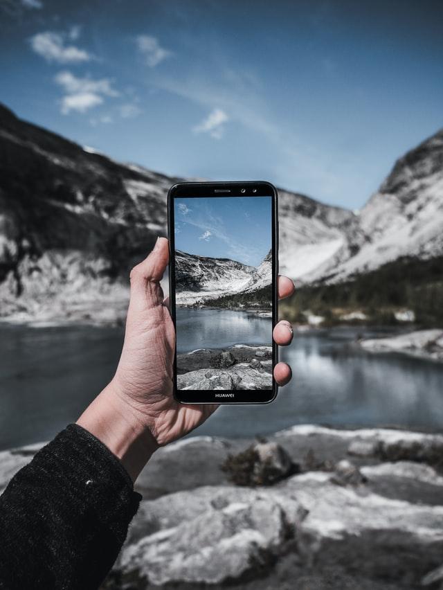 Faire de belles photos de voyage avec son smartphone
