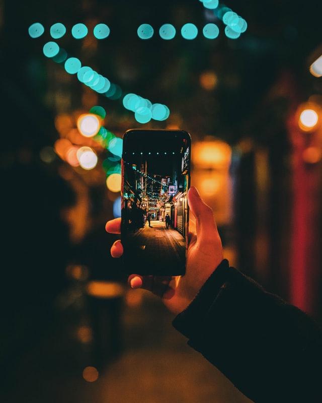 Faire de belles photos de voyage avec votre smartphone