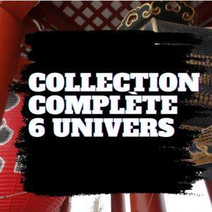 Collection Complète de presets 6 univers
